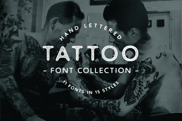 Fonts For Tattoos Tattoo Lettering Premium Fonts For