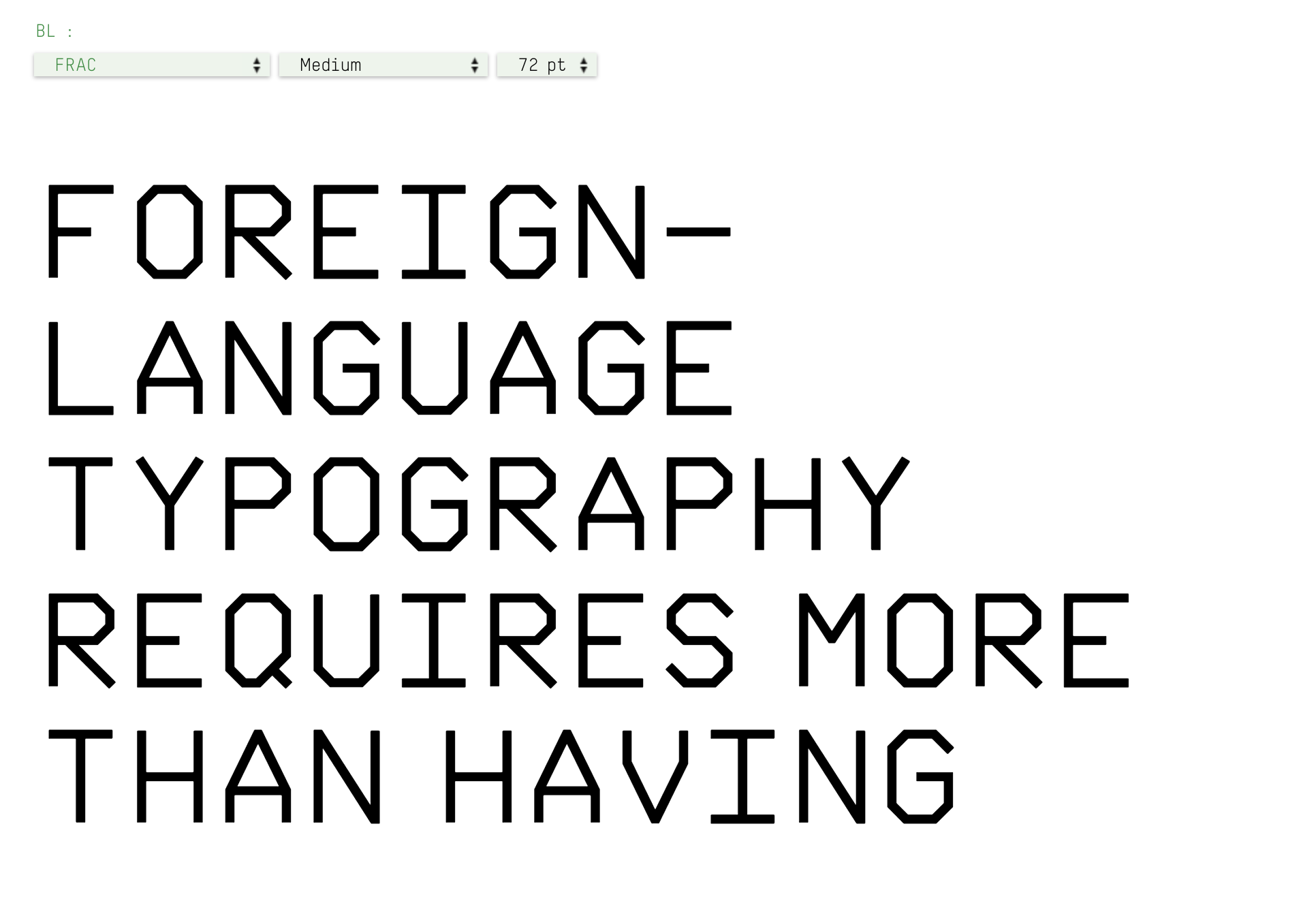Type Foundries Archives | Typeyeah